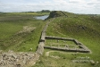 Hadrians Wall near Steel Rigg